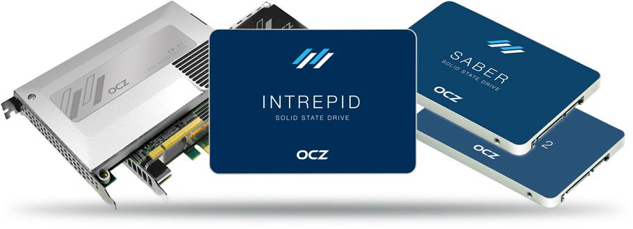 OCZ Products